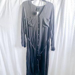 NWT H&M midi dress